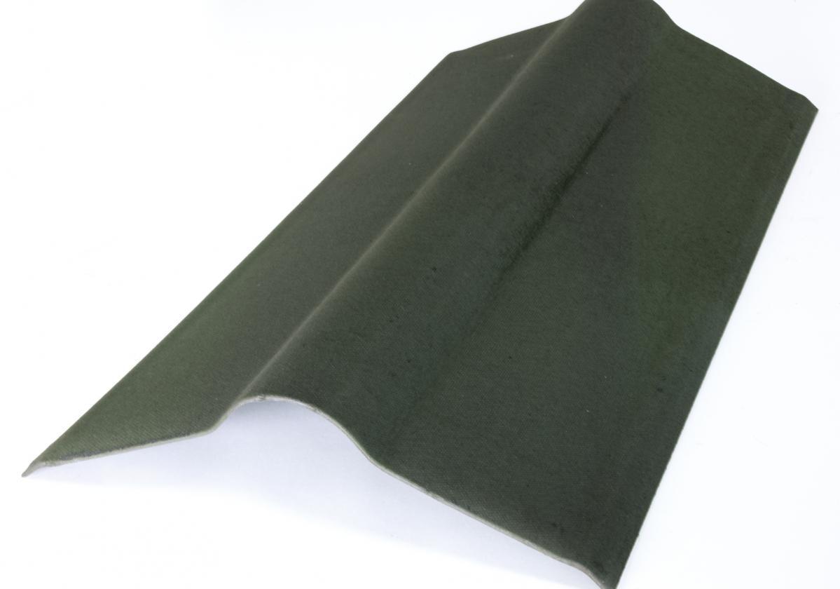 CUMBRERA Onduline® verde clásico