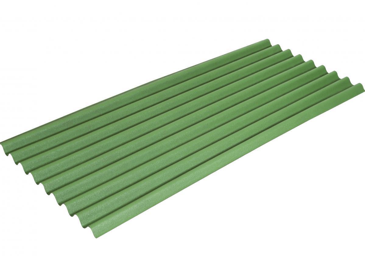 Cubierta ONDURA® Verde