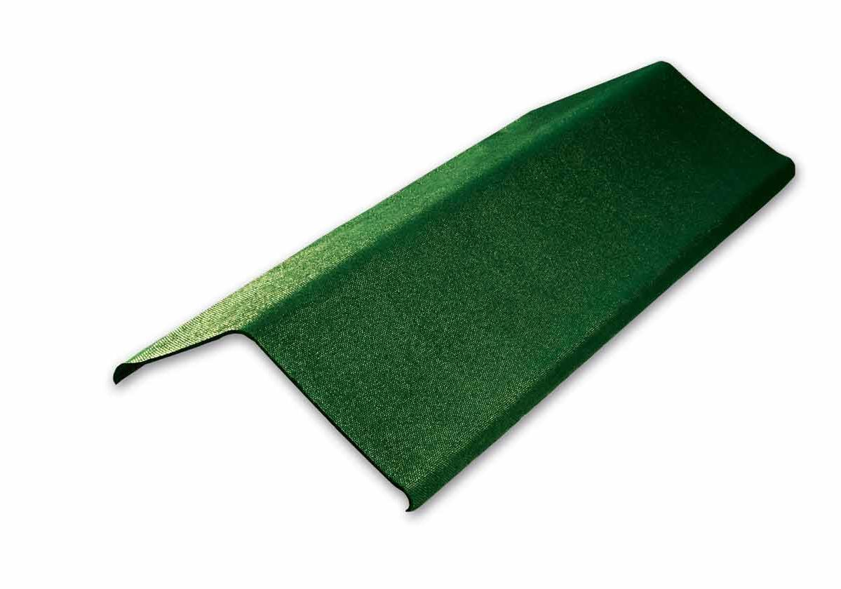 REMATE UNIVERSAL Onduline® verde clásico