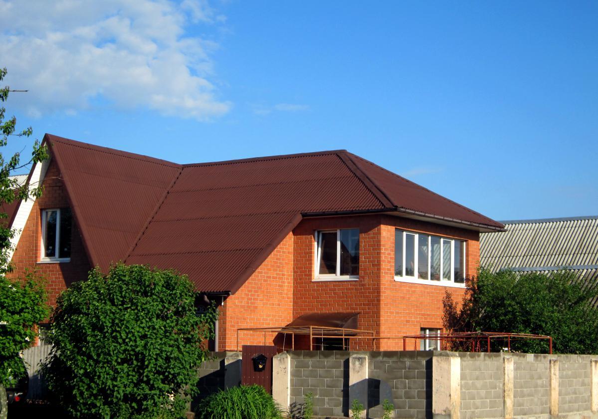 Casa residencial con Cubierta SMART®