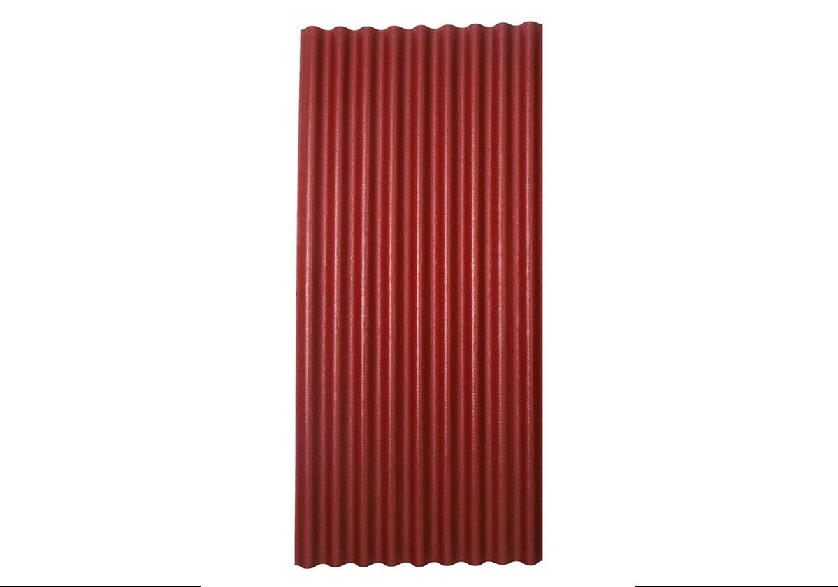 Cubierta ONDURA® Rojo